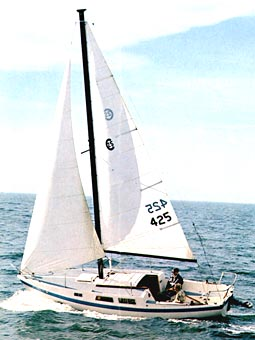 Seal's Spars & Rigging: Cal 25 Used Boat Evaluation